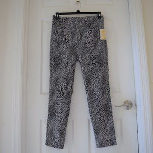 Michael Kors Pants leopard print Size 12